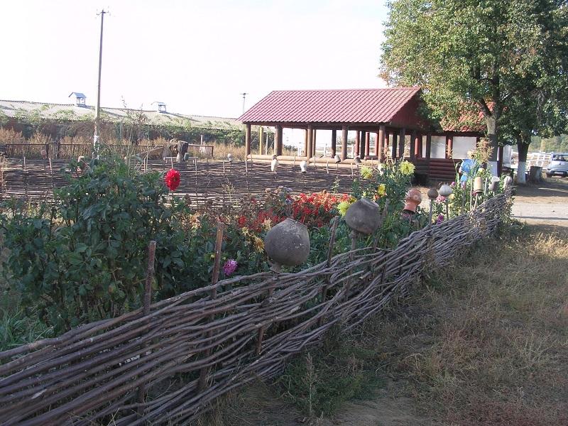 Казачий двор Кантакузовка